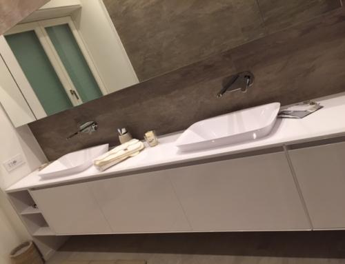 Realizzazione impianto idrico e sauna – Genova